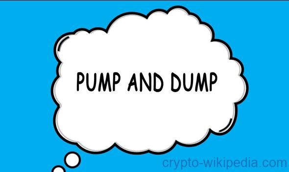What is Pump & Dump?