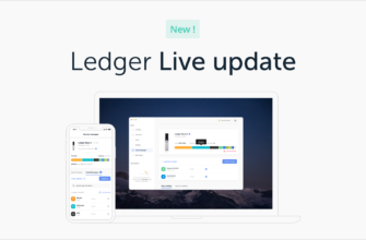 Ledger Live 2.0 update